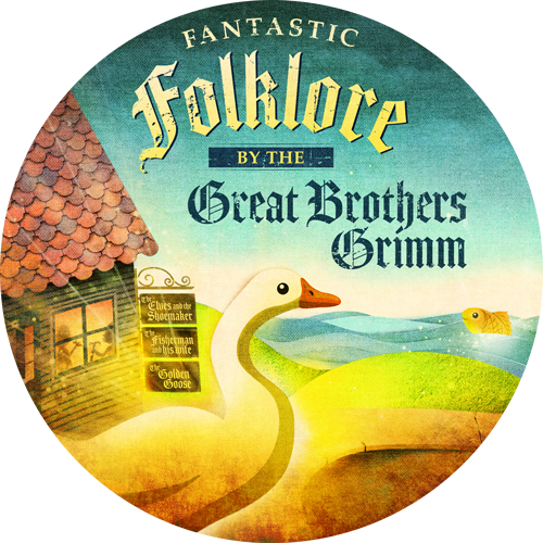 Fantastic Folklore by the Great Brothers Grimm