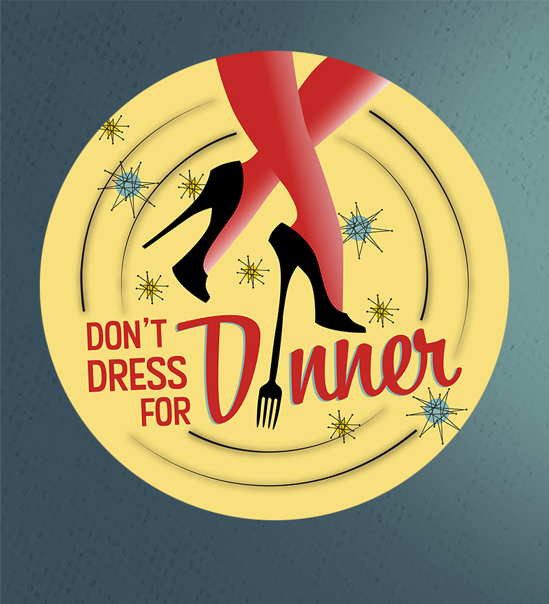 Don't Dress for Dinner logo