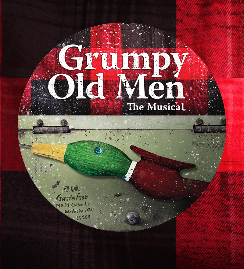 Grumpy Old Men mobile banner